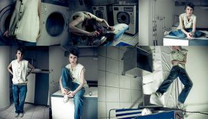 laundrette by dlkltn