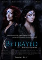 Betrayed - movie Poster by NatBelus