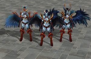 'DOTA 2' Queen of Pain XPS ONLY!!! by lezisell