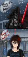 I'm your father... by JinGi