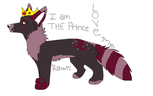 Prince Custom by opadopts