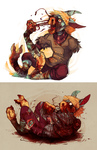 Commissions for VendedorMexicano by LiLaiRa
