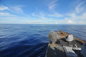 Naval Surface Firing Support by shod