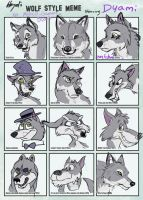 Wolf meme :D by melted-gummy-bears