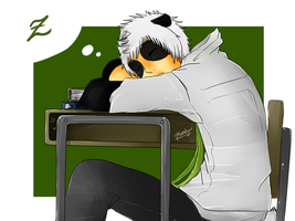 ZG - Sleeping on class by Hep-Hap