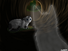 Apparition by SilverMoonNightMist