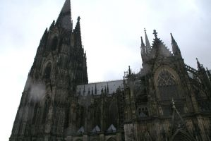 cologne dome today 5 by ingeline-art