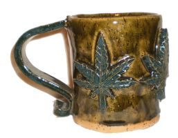Cannabis Cup #6 by aberrantceramics