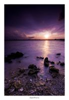 Tanjung Laut Sunset II by ojat