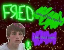 Fred Figglehorn by limecat275
