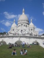 Sacre-Coeur by sermink