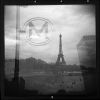 Holga in Paris ... by mlyncon