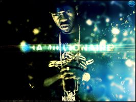 Chamillionaire by HalfHavoc by BBallCentral-GFX