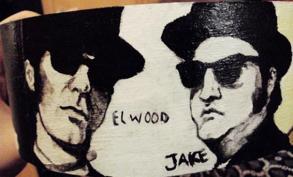 Blues Box Jake n Elwood by vvyk