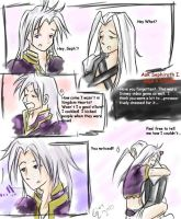 Ask Sephiroth:  Kuja's Dilemma by ezranay