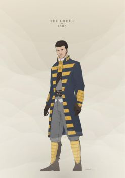 The Order 1886: Outfit by MattLanham