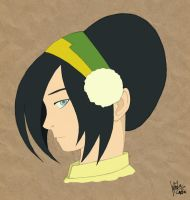 Toph by Katy-BlackCat