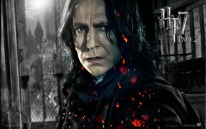 Harry Potter 7.2 Severus Snape by GregoryHouse89