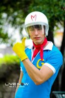 Meteoro - Speed Racer by Kiefer-Ramius