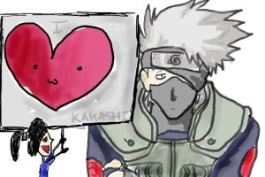 I want kakashi sensei. by zanderpuss