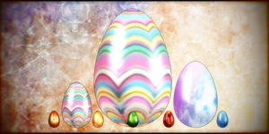 Easter Eggs - DL - by TehPuroisen
