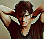 Heartful Pose-(Orlando Bloom) by MischievousMonster