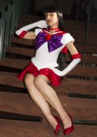Sailor Mars: Soldier of Fire by PANattheDisco