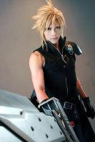 cloud strife_2 by kaname-lovers