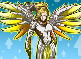Mercy by kyokips