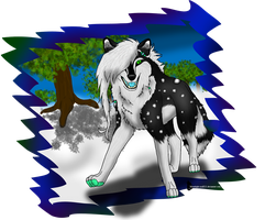 Birthday Gift for Snow-Body by Moonlight-Wolf321