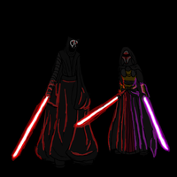 Sith lords by SonoHTora