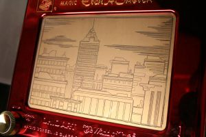 Etch-a-Sketch by TPollockJR