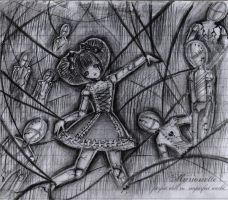 Marionette by Linci-chan