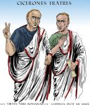 The Brothers Cicero by Xzaren