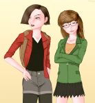 Jane and Daria by Harley-1979