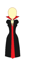Vampire Dress by acer1321300
