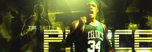 Paul Pierce Sig by fullevent