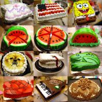 Cake collection by Erisana