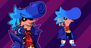 Wonder Wickets: Announcing Leo! by The-Knick