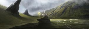 The Pastures of Valhalla by Susana-Santos