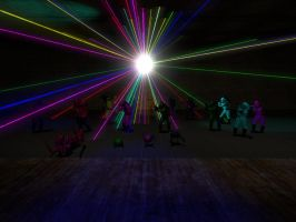 Party, Go On Strike by soyersoldier
