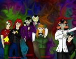 The Club by gangyzgirl