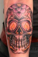 another mexican skull... by graynd