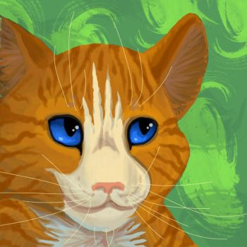Pepperkitty Icon by pen-umbral