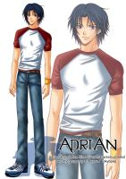 The Nine-Lives Char 02:Adrian by Bayou-Kun