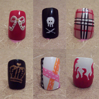 6 Different Types of Nails by CourtHouse