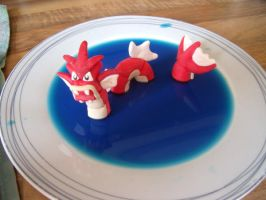 A Wild Gyarados Appeared...On My Dinner Plate? by 3PatchProblem