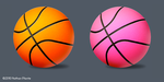 Basketballs by articZ3R0