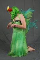 Leaf Fairy 11 by MajesticStock