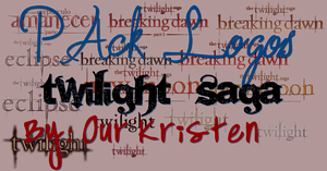 Logos Twilight Saga by ourkristen